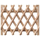 vidaXL Πόρτα Φράχτη 100 x 80 εκ. από Εμποτισμένο Ξύλο Πεύκου