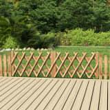 vidaXL Porți de grădină, 2 buc., 300 x 60 cm, lemn de pin tratat