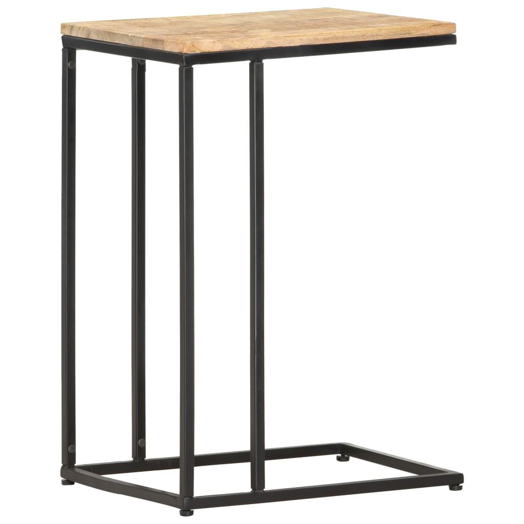 vidaXL Bočni stolić 35 x 45 x 65 cm od masivnog drva manga