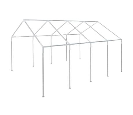 vidaXL Frame for 8x4 m Marquee Steel