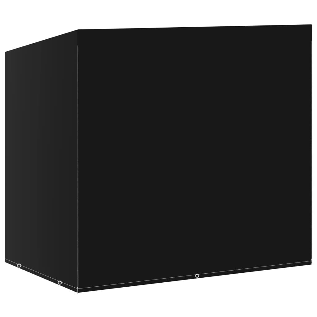 vidaXL Husă de balansoar, 6 ocheți, 135 x 105 x 175 cm poza vidaxl.ro