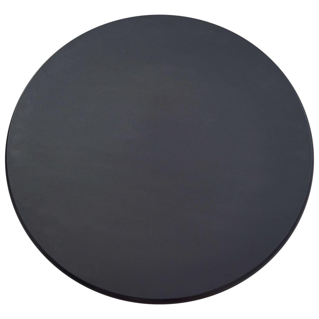 vidaXL 5-delige Barset stof taupe