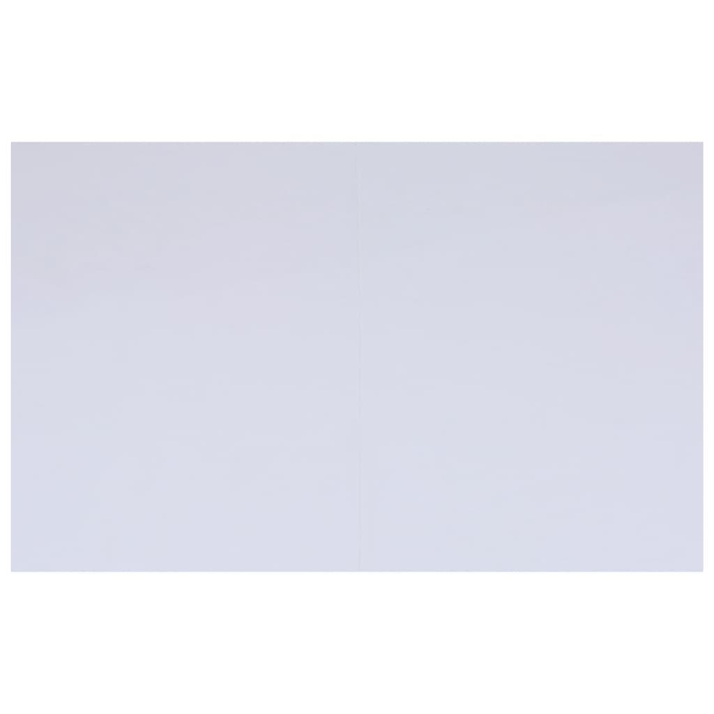 Bazénová podložka bílá 490 x 360 cm geotextílie