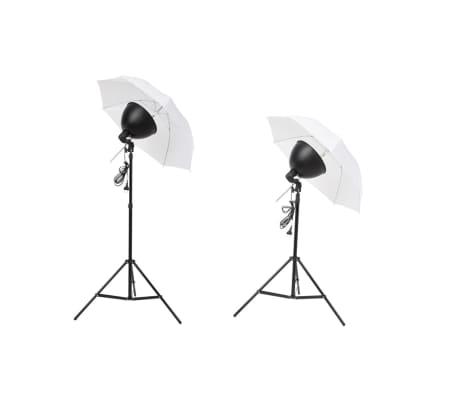 vidaXL Kit de studio photo avec éclairage et toiles de fond[12/15]