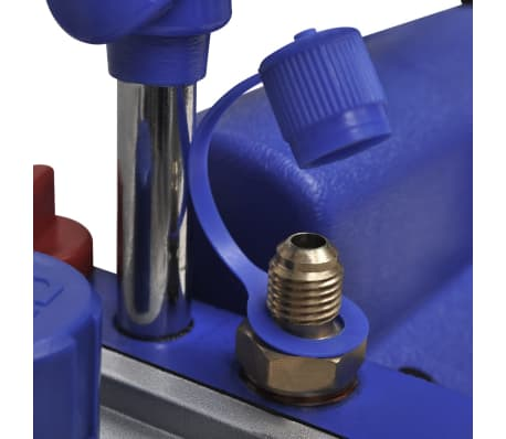 vidaXL Pompe d'aspiration à un étage et manomètres à 2 voies[4/14]