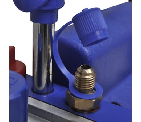 vidaXL Pompe d'aspiration à un étage et manomètres à 2 voies[5/16]