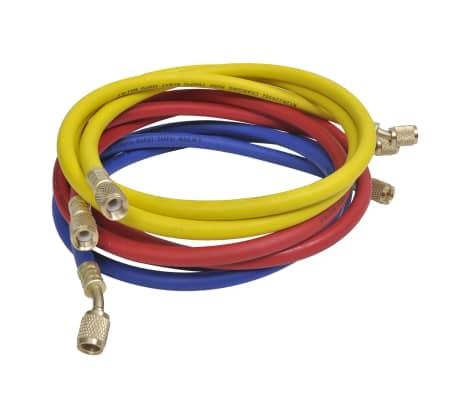 vidaXL Pompe d'aspiration à un étage et manomètres à 2 voies[14/17]