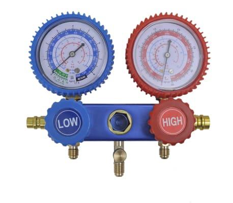 vidaXL Pompe d'aspiration à un étage et manomètres à 2 voies[16/17]