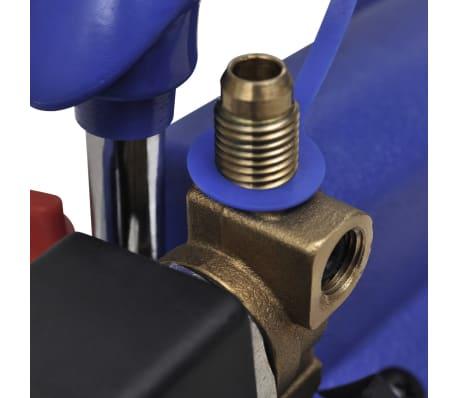 vidaXL Pompe d'aspiration à un étage et manomètres à 2 voies[5/17]