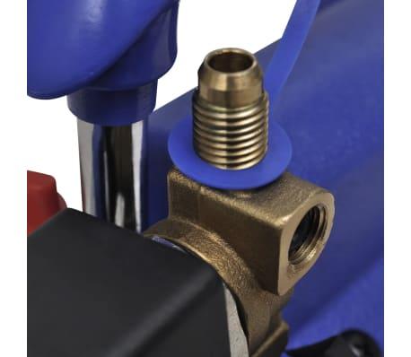 vidaXL Pompe d'aspiration à un étage et manomètres à 4 voies[5/17]