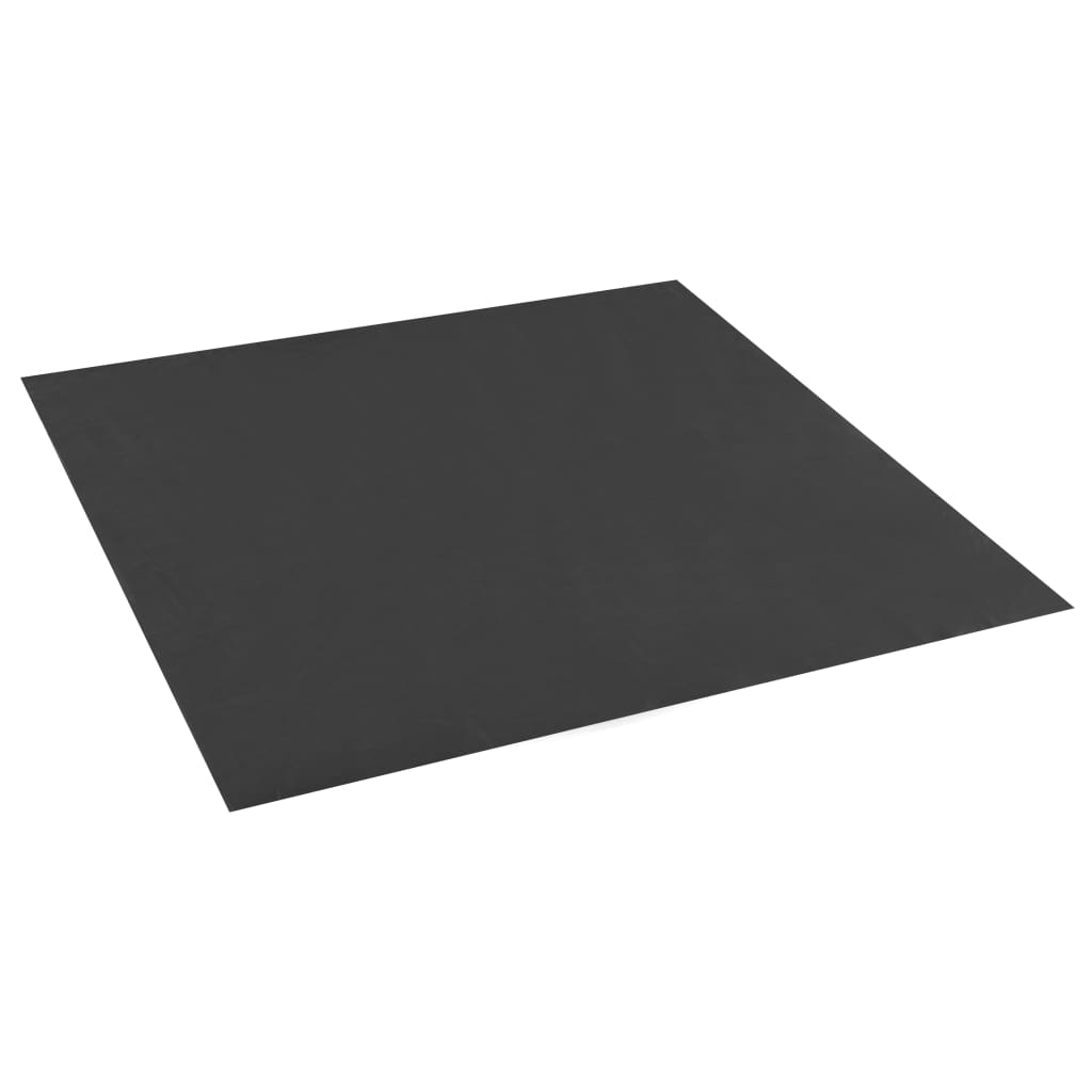 Podložka pod pískoviště černá 100 x 100 cm
