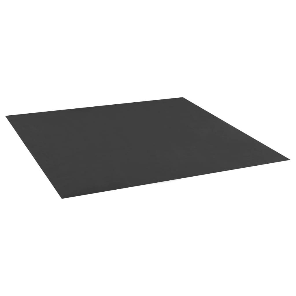 Podložka pod pískoviště černá 120 x 110 cm