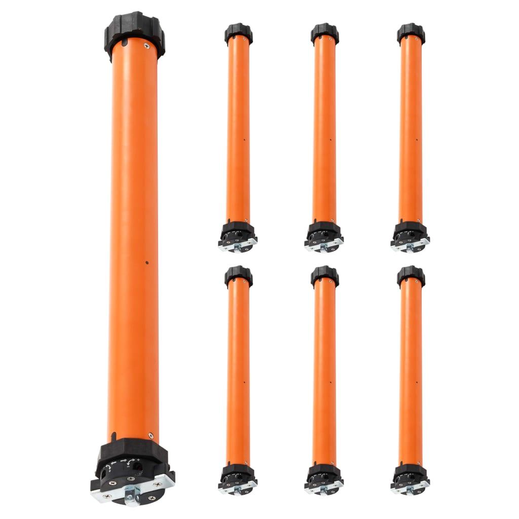 vidaXL Motoare tubulare, 7 buc., 30 Nm imagine vidaxl.ro