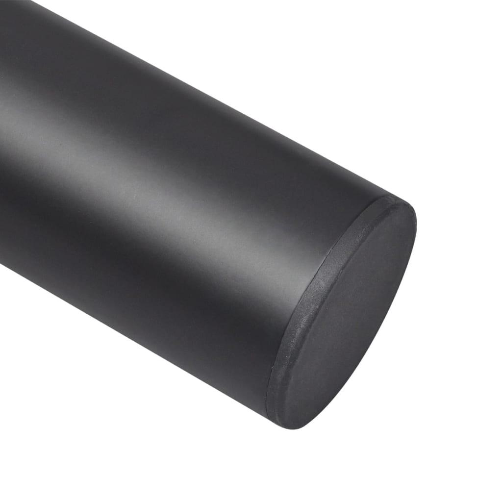 vidaXL Teleskopske noge za stol 4 kom crne 710 - 1100 mm
