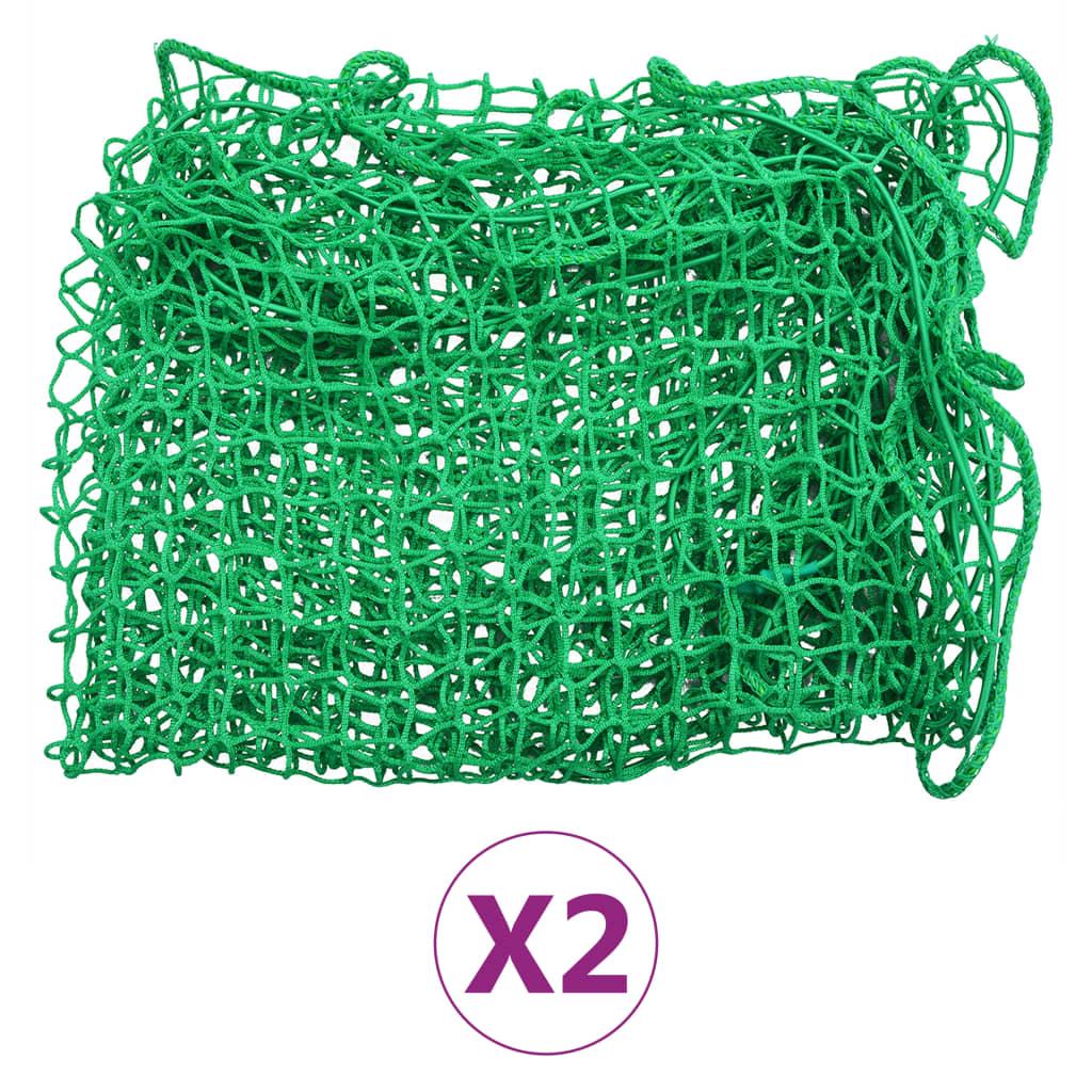 vidaXL Plase pentru remorcă, 2 buc., 2,5 x 4 m, PP imagine vidaxl.ro