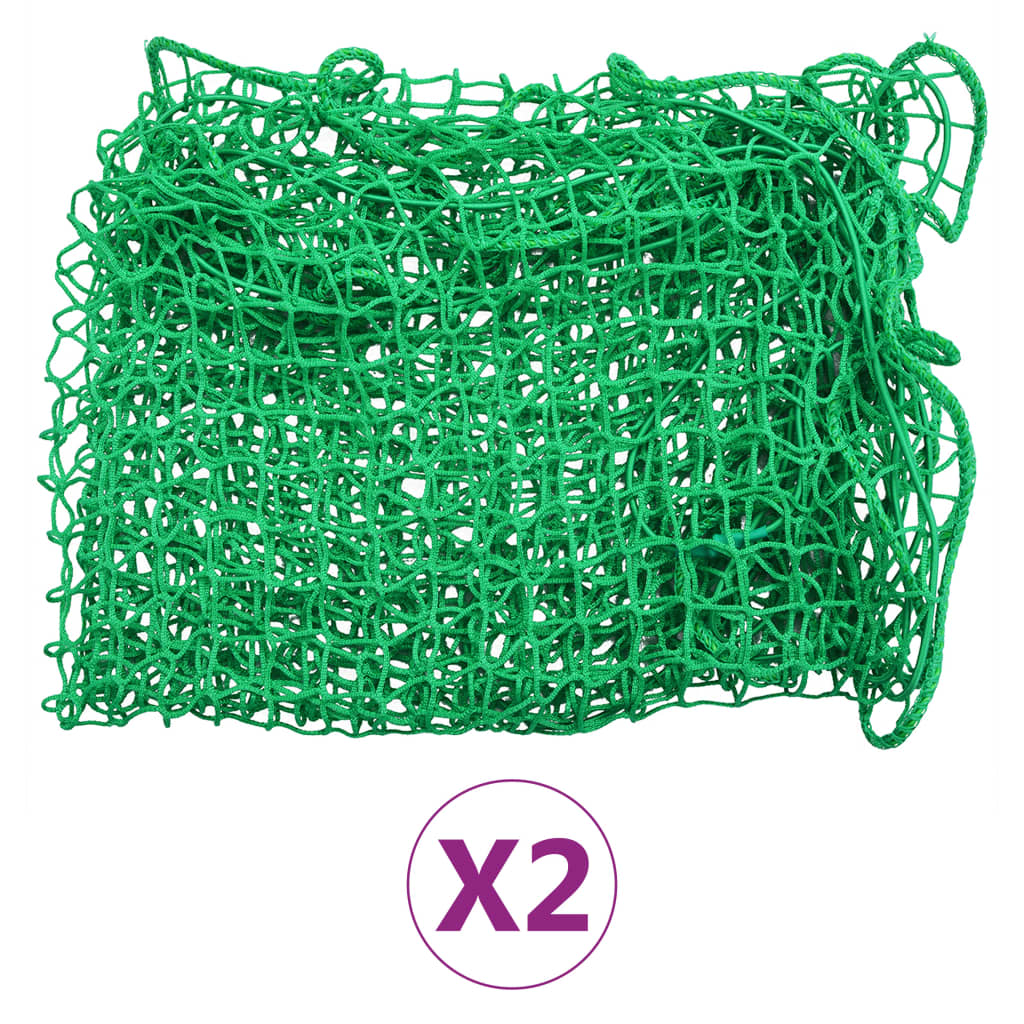 vidaXL Plase pentru remorcă, 2 buc., 2,5 x 4,5 m, PP imagine vidaxl.ro