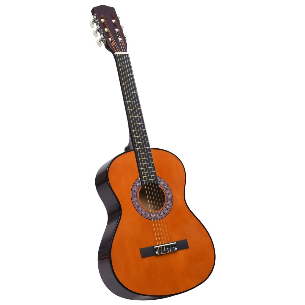 Klassikaline kitarr algajate..