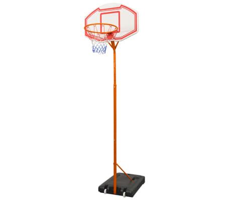 vidaXL Sada basketbalového koše 305 cm