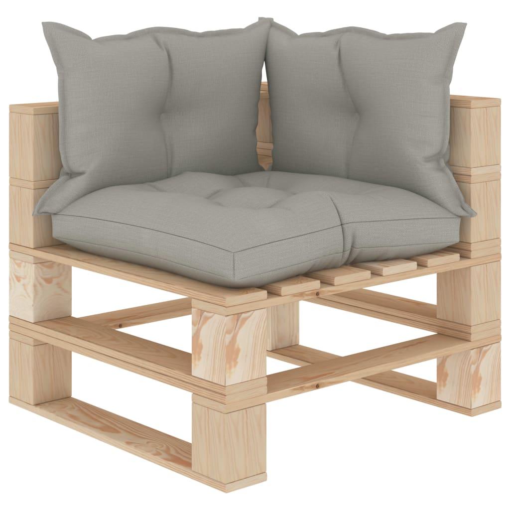Canapé d'angle Design Confort
