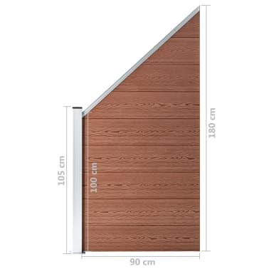 vidaXL 142424 Maschendrahtzaun Maschendraht Gartenzaun Drahtzaun 15 x 1 m Stahl Grau