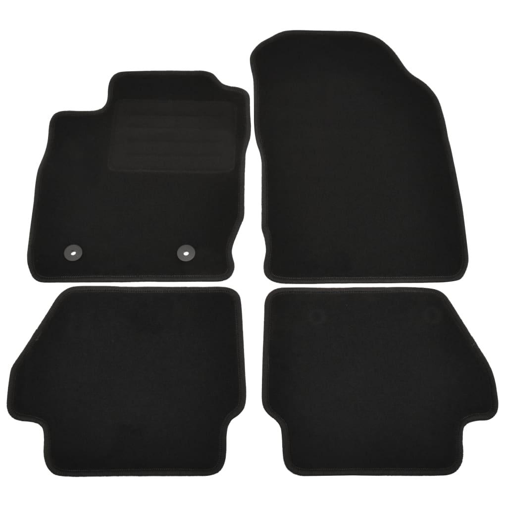 vidaXL 4dílná sada koberců do auta pro vozy Ford Ecosport