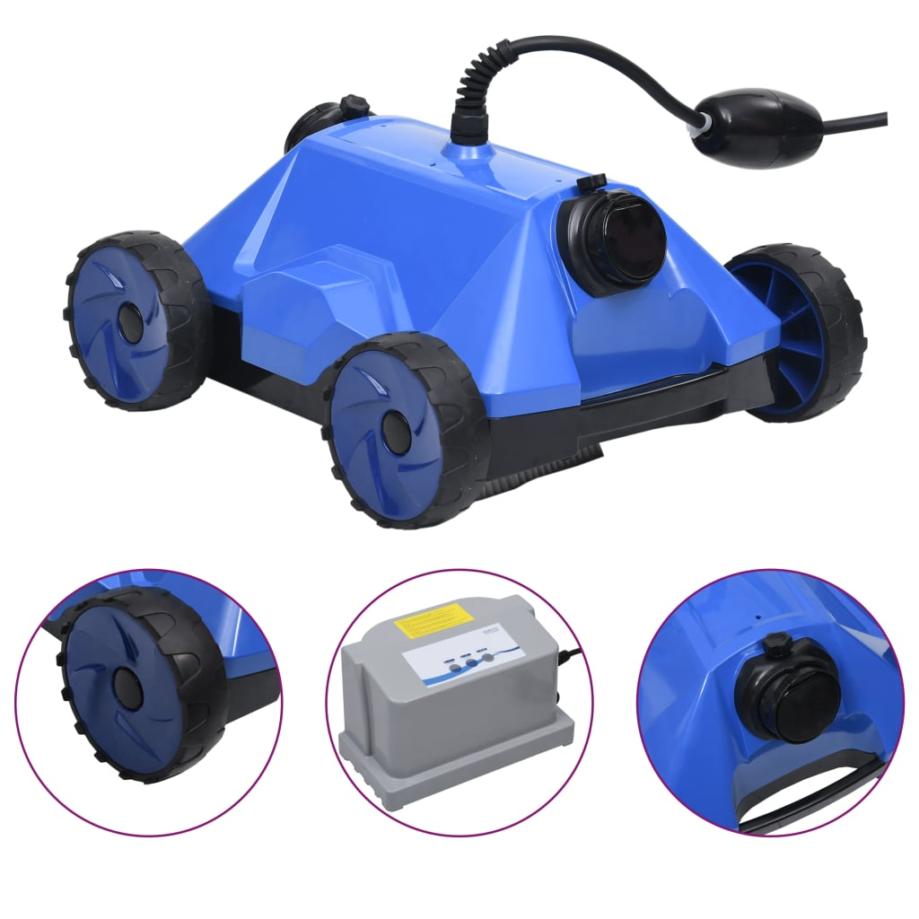 Basseinipuhastusrobot