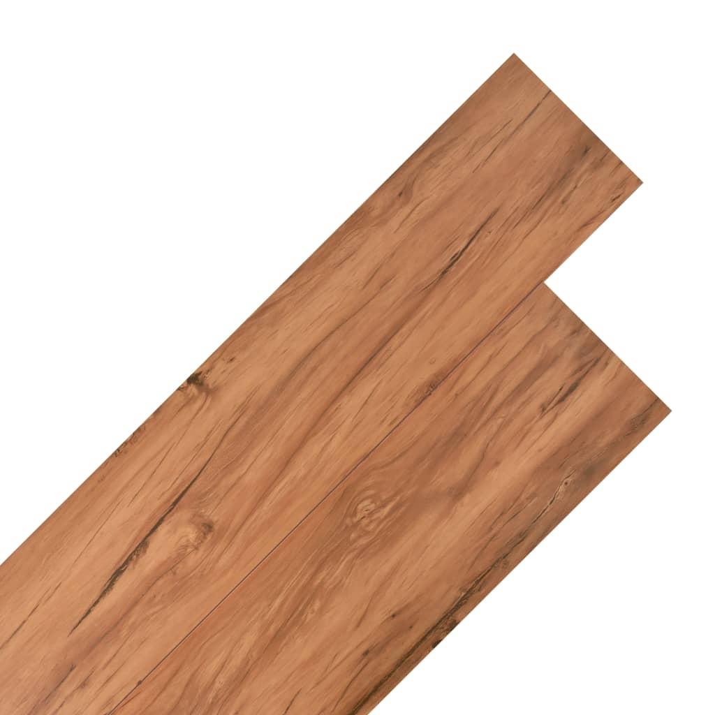 Podlahové desky PVC 4,46 m² 3 mm přírodní jilm