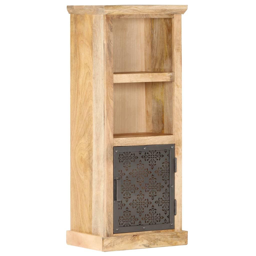 vidaXL Dulap înalt cu ușă, 45 x 32 x 110 cm, lemn masiv de mango vidaxl.ro
