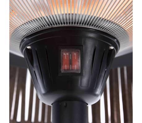Sunred fritstående terrassevarmer Artix Corda 2100 W halogen brun[4/10]