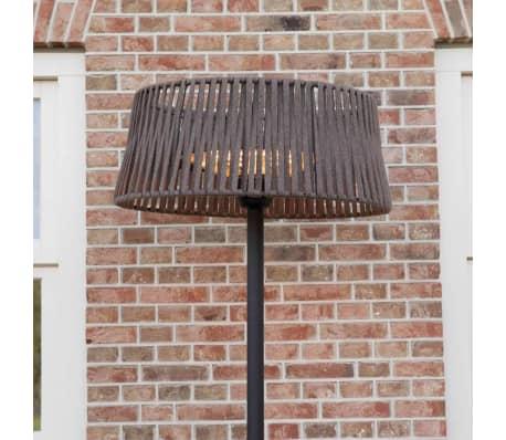 Sunred fritstående terrassevarmer Artix Corda 2100 W halogen brun[5/10]