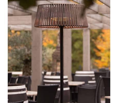 Sunred fritstående terrassevarmer Artix Corda 2100 W halogen brun[9/10]