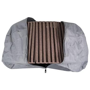 Sunred Hoes voor hangende verwarmer Artix Corda grijs[2/2]