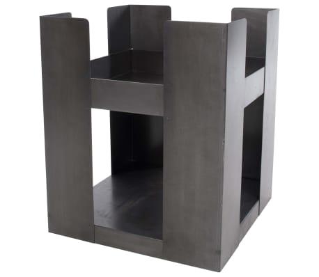 RedFire Eldkorg Hollola grå stål