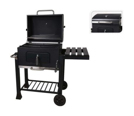 ProGarden Barbecue matzwart