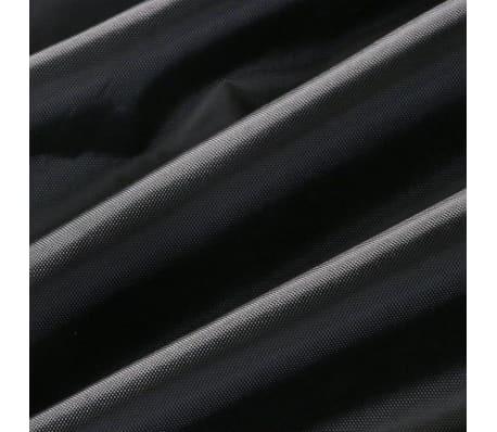 Beschermhoes Tuinmeubel 300x200x80cm Zwart Loungeset[4/4]