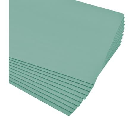 vidaXL Panneaux en mousse XPS pour isolation sonore de plancher laminé