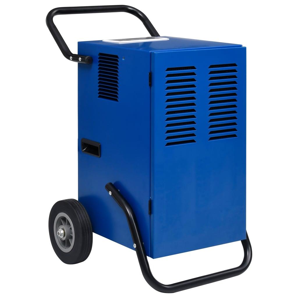 vidaXL Dezumidificator, dezghețare cu gaz cald, 50 L/24h 650 W poza 2021 vidaXL