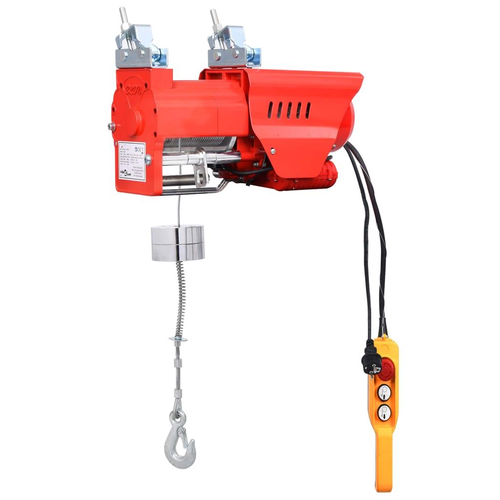 Elektrický kladkostroj vysokorychlostní 300/600 kg 1300 W