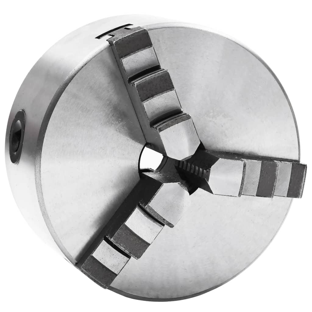 3čelisťové samostředící sklíčidlo soustruh 125 mm ocel
