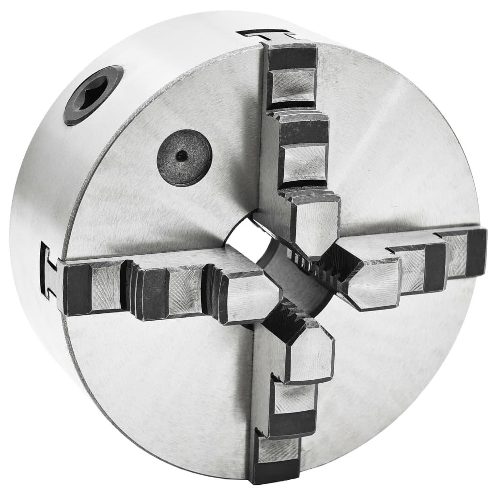 4čelisťové samostředící sklíčidlo soustruh 160 mm ocel