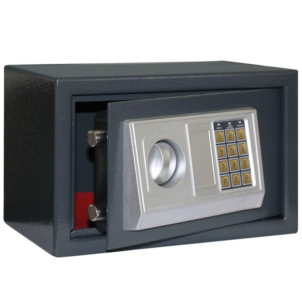 Elektronický digitální trezor 31 x 20 x 20 cm