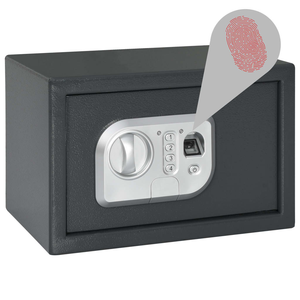 Digitaalne seif sõrmejälje..