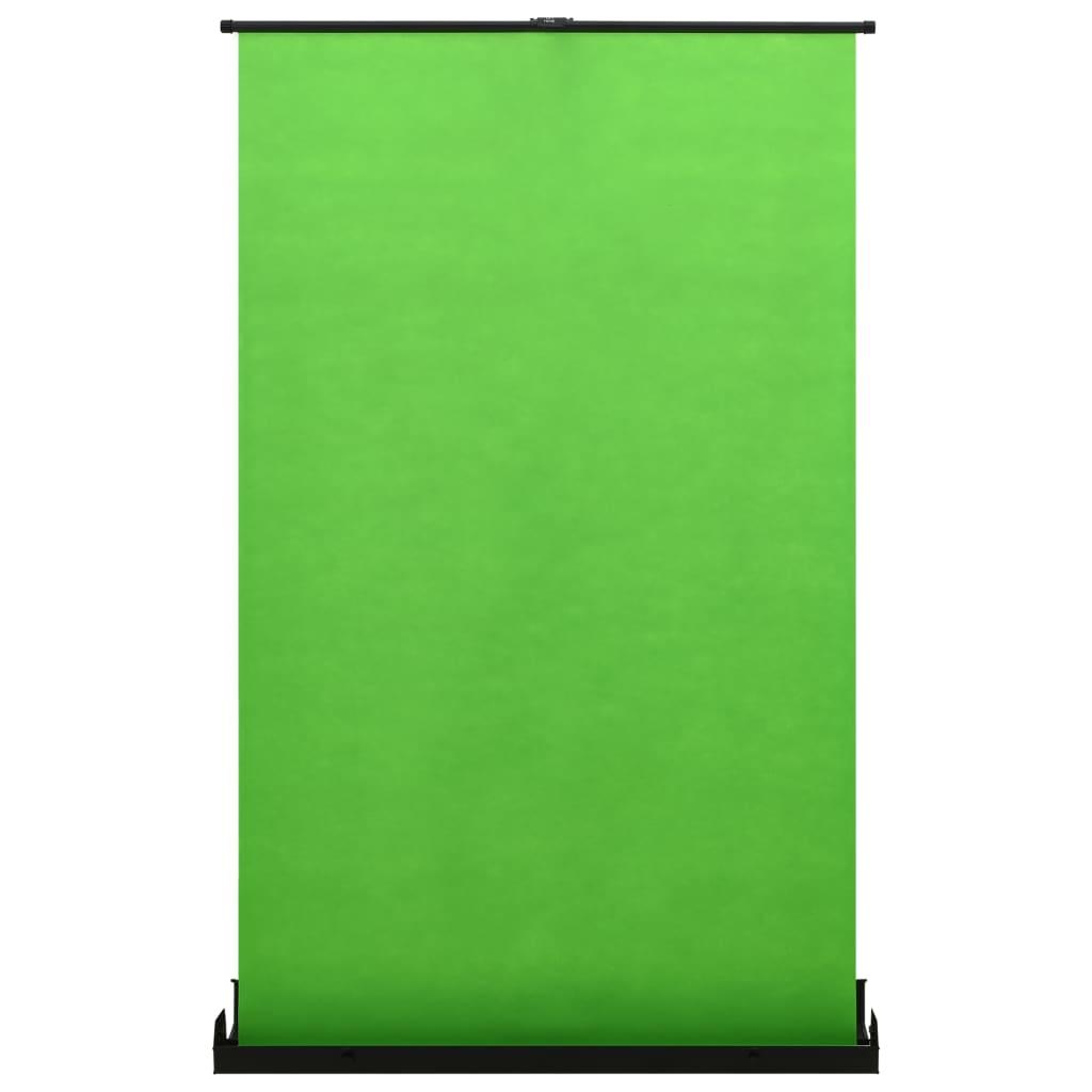 "vidaXL Fundal de fotografii, verde, 55"" 4: 3 vidaxl.ro"