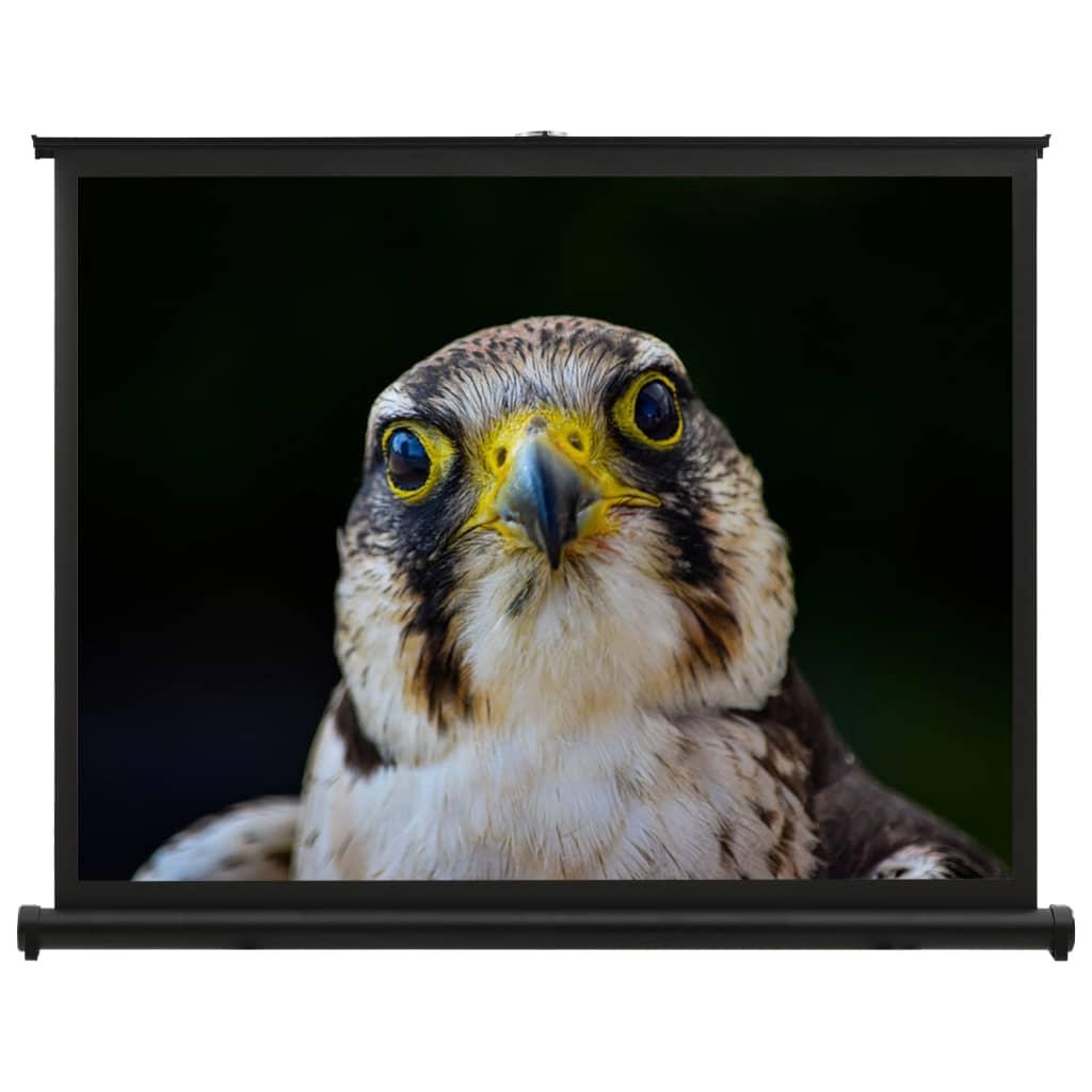 "vidaXL Ecran de proiecție desktop 50"" 4:3 vidaxl.ro"
