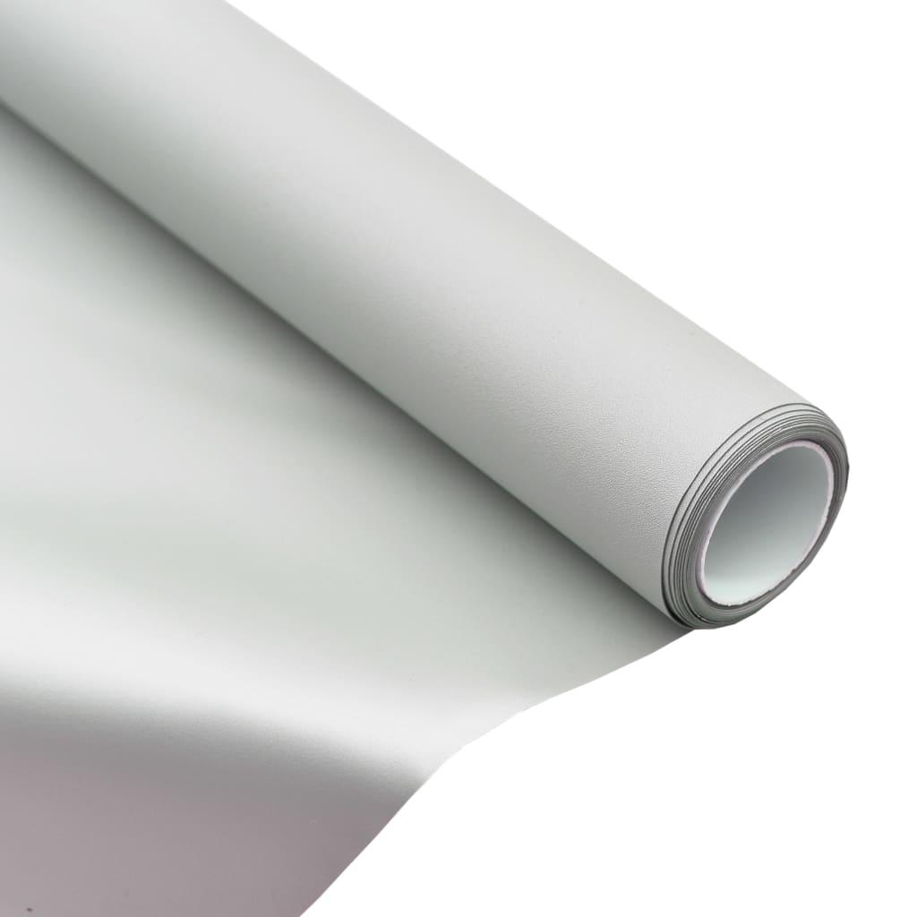 "vidaXL Ecran de proiecție, material textil, PVC metalic, 84"" 4:3 vidaxl.ro"