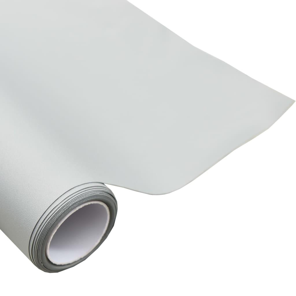 vidaXL Projectiedoek 16:9 50'' PVC metallic