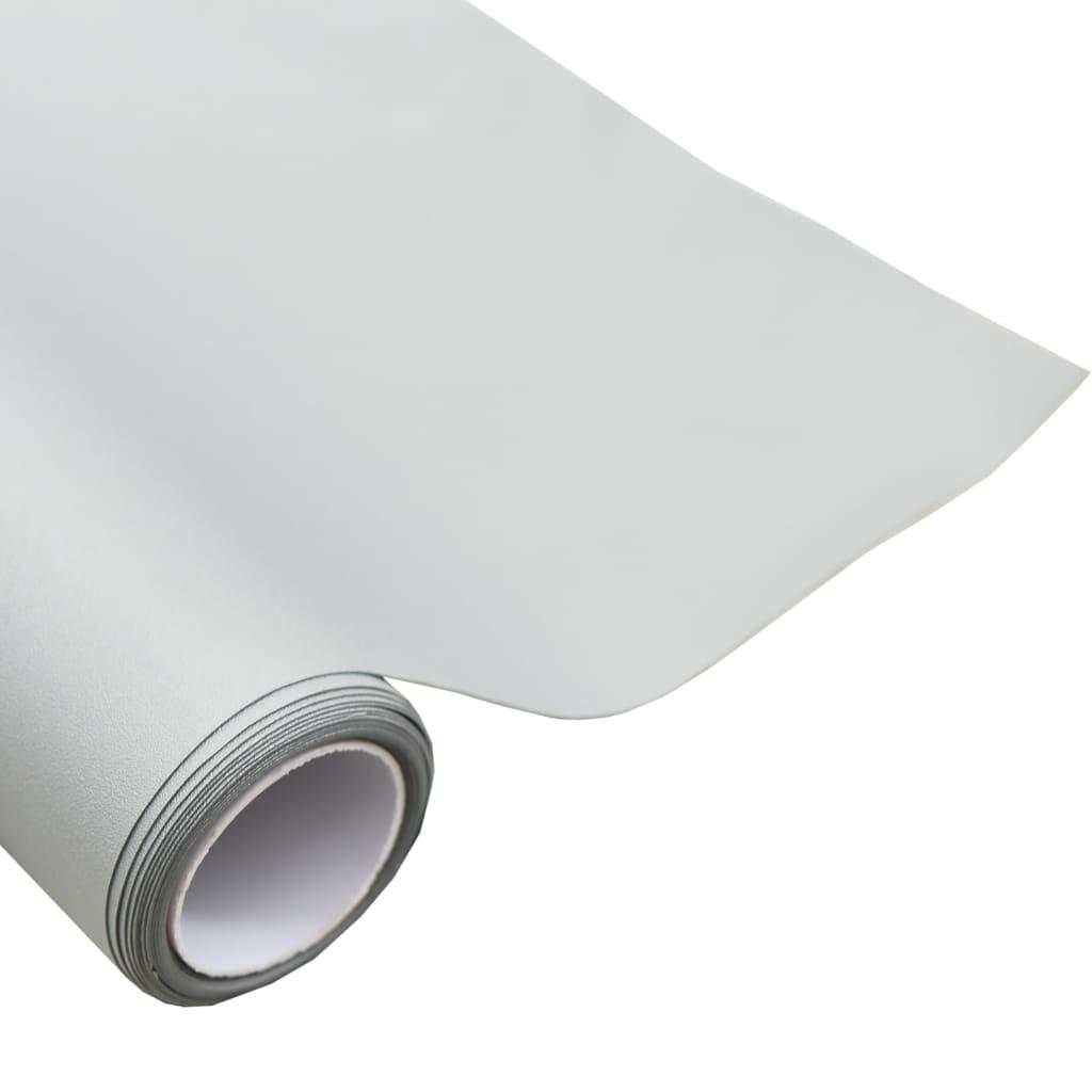 Foto van vidaXL Projectiedoek 16:9 72'' PVC metallic
