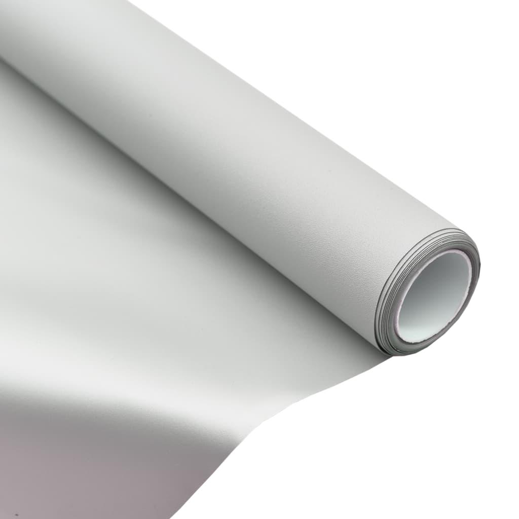 "vidaXL Ecran de proiecție, material textil, PVC metalic, 108"" 4:3 imagine vidaxl.ro"