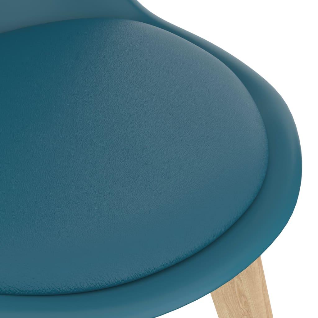3-delige Eethoek turquoise