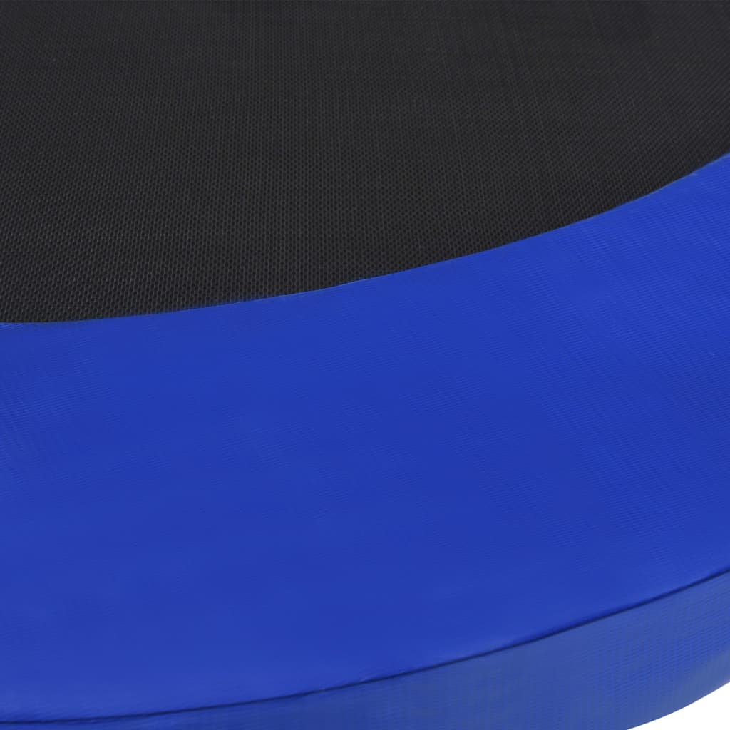 Fitnesstrampoline met handgreep en veiligheidsmat 122 cm